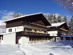 Italský hotel Meransnerhof v zimě